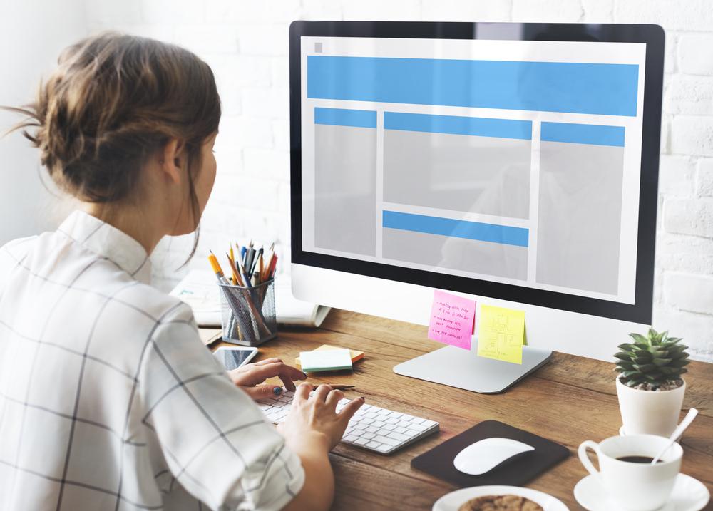 L'importance du choix de design pour son site internet